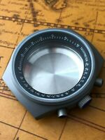 Military Chronograph Uhrengehäuse für ETA Valjoux 7750 SWISS MADE Uhrwerk