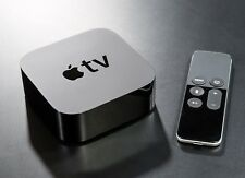 Apple TV 4 / 64GB | XXL Premium Paket | KODI 17.6 | SKY Q | SAFARI | PROVENANCE