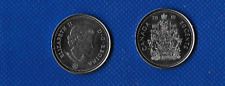 2019 Uncirculated Canada Half Dollar Direct from Royal Canadian Mint Roll