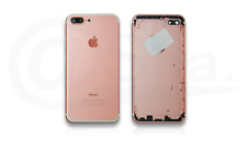ROSE GOLD Metal Chassis Rear Replacement Housing Back Cover for iPhone 7 PLUS UK