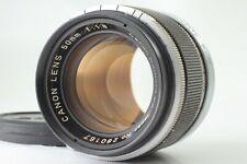 [EXCELLENT+++++] Canon Rangefinder RF 50/1.8 Lens for Leica LTM L39 From Japan