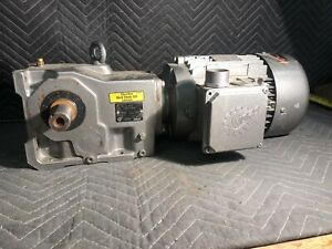 NORD GEAR - GEAR MOTOR 90121-100 L/40 CUS - 12.23  3phase 100la/4 C U S