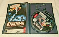 Stuntman Ps2 Sony PlayStation 2 Complete With Manual Game has been tested out