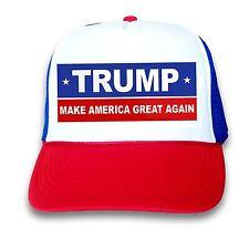 2016 Make America Great Again Hat Donald Trump Republican Adjustable CAP