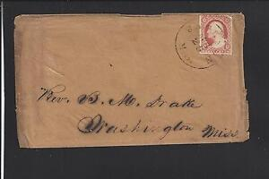 JACKSON, MISSISSIPPI COVER,#11, S.O.N. CL  HINDS CO. /OP.