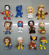 FUNKO MYSTERY MINIS X-MEN LOT OF 12 RARE GAMESTOP CABLE KITTY PRYDE WOLVERINE