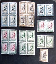 Lot stamps mnh morocco north independent kingdom mohamed v. 1957.