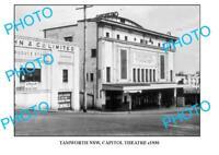 OLD 6x4 PHOTO OF TAMWORTH NSW CAPITOL THEATRE c1930