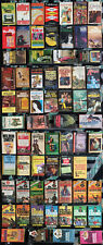 Vintage Paperback YOU pick the book fiction classics sci-fi volume discount LotB