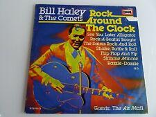 Vinyl Bill Haley, The Comets, Rock around the Clock LP, Schallplatte A.17