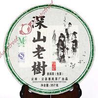 2012 yr Yunnan Remote Mountain Ancient Tree puer Pu'er Puerh Pu-erh Tea Cake Raw