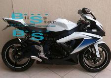 White black GSXR600 Fairing Fit SUZUKI GSX-R600 GSX-R750 2009 2008-2010 074 A4