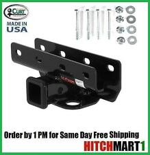 """FITS 2007-2017 JEEP WRANGLER CURT TRAILER HITCH CLASS 3, 2"""" TOW RECEIVER  13432"""
