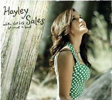 When the Bird Became a Book by Hayley Sales (CD, Jun-2010, Universal Music...