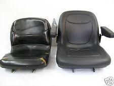 BLACK SEAT JOHN DEERE COMPACT TRACTORS 670,770,790,870,970,990,1070,3005 #JL