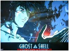 GHOST IN THE SHELL Jeu 8 Photos Cinéma / Lobby Cards STILLS Manga