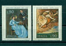 Italia Repubblica 1975 - B.1400/01 - Guido Reni e Armando Spadini