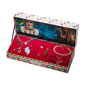 DC Birds of Prey Jewelry Set - Harley Quinn and Black Canary Accessories