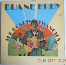 Duane Eddy - The Roaring Twangies - Signed - LP vinyl record
