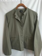 EILEEN FISHER JACKET SIZE SMALL - H