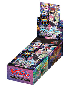 CARDFIGHT VANGUARD TCG 12 PACK BOOSTER BOX BRAND NEW ~ MYSTERIOUS FORTUNE