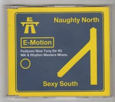 (HB22) E-Motion, The Naughty North & The Sexy South - 1996 CD