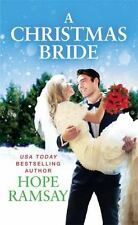New Chapel of Love: A Christmas Bride 1 by Hope Ramsay 2016, Paperback Romance