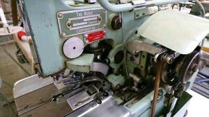 Top gepflegte Reece 101 - Augenknopfloch Maschine Knopflochmaschine