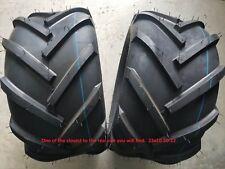 2 - 23x10.50-12 6 Ply Fieldmaster Tires Lug FREE SHIP AG 23x10.5-12 VERY WIDE