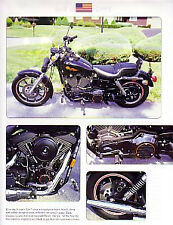 1991 Harley Davidson FXDB Sturgis Article - Must See !!