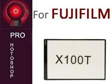 Professional 6 Schicht Echtglas Displaychutz für Fujifilm X100T