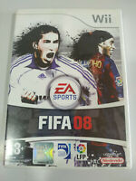 Fifa 08 EA SPORTS - Set Wii Nintendo Pal - 3T