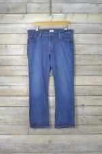 Jeans da donna colorati blu bassi