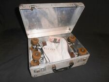 Gloria Nord roller skates Cleveland Co size 5 with case model 175 vintage