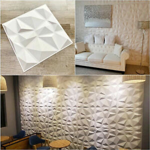 Kitchen 3D Wall Panels Covering Cladding Decorative Tiles Feature Wall Panels
