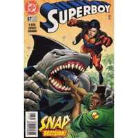 Superboy (1994 series) #67 in Near Mint + condition. DC comics [*37]