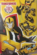 NEW MAXI POSTER TRANSFORMERS ROBOTS IN DISGIUSE ANIMATION CARTOON BUMBLEBEE