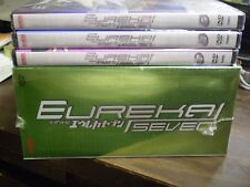 (5) Eureka Seven Anime DVD Lot: Volume 3, 5, 6, 10 & 12 + T-Shirt   Brand NEW!!