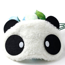 Comfortable Eye Mask Blindfold Panda Face Cover Fits For Adult And Kids MA