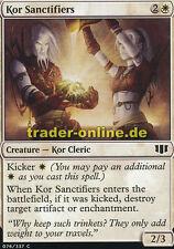 4x kor sanctifiers (kor-weihepriester) comandante 2014 Magic