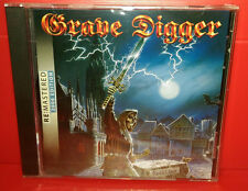 CD GRAVE DIGGER - EXCALIBUR - SEALED - SIGILLATO