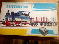 Marklin vintage electric train basic set