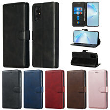 For Samaung Galaxy S20+ S20 Ultra Magnetic Leather Case Flip Wallet Stand Cover