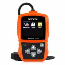 FOXWELL NT201 Check Engine Light Car Scanner Automotive Code Reader OBD2 OBDII