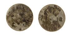 s1170_220) NETHERLANDS INDIES - INDIE OLANDESI 1/10 GULDEN  AG 1854
