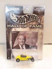 Hot Wheels Hall of Fame Robert Peterson