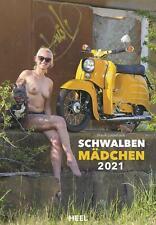 Schwalbenmädchen 2021 | Kalender | Deutsch | 2021