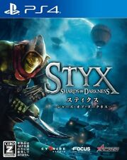 Styx Shards of Darkness  SONY PS4 PLAYSTATION 4 JAPANESE VERSION