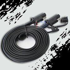 25ft. Battery Quick Disconnect Connect 2-Pin SAE Waterproof Wire Harness