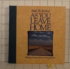As You Leave Home: Parting Thoughts from a Loving Parent by Jerry B.Jenkins  64